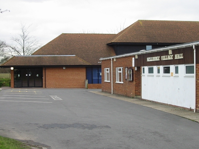 Sellindge village hall