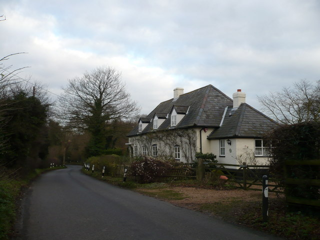 Church Road, Coldred