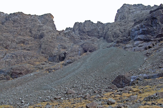 The Great Stone Chute