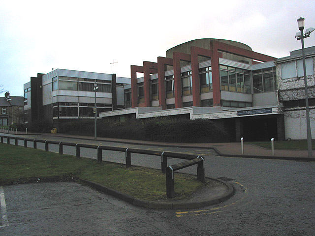 Civic Hall, Consett