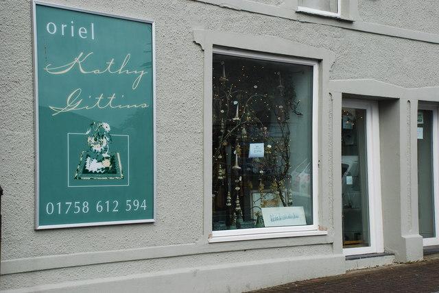 Oriel Kathy Gittins Gallery