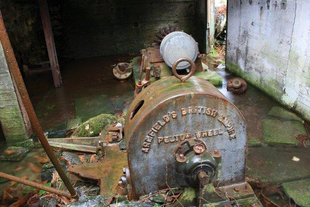 Hydro-Electric Machinery