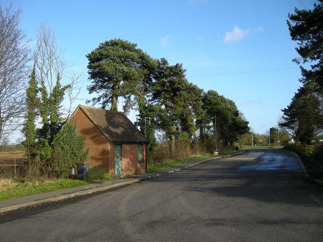 Thurlaston-M45 Roundabout
