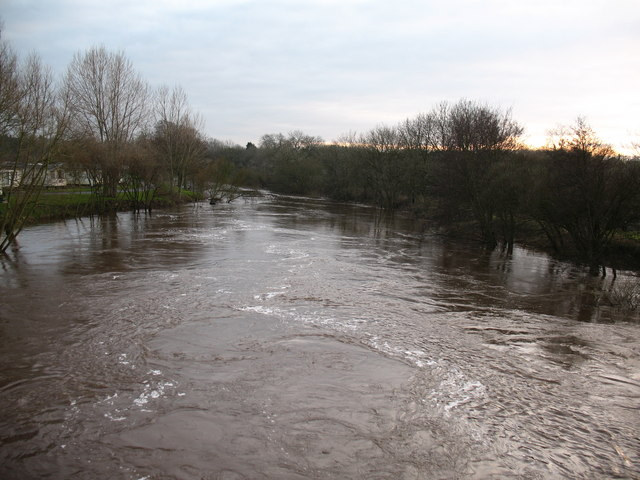 High water on the Swale