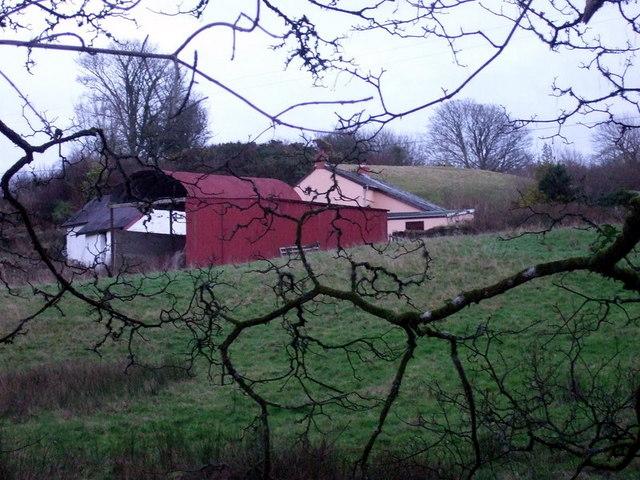 Farm in Cwm Degwel