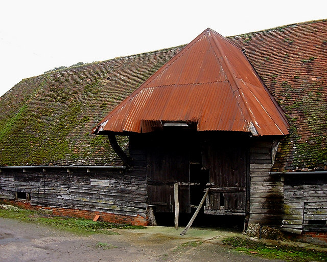 Grateley - Old Barn At Manor Farm
