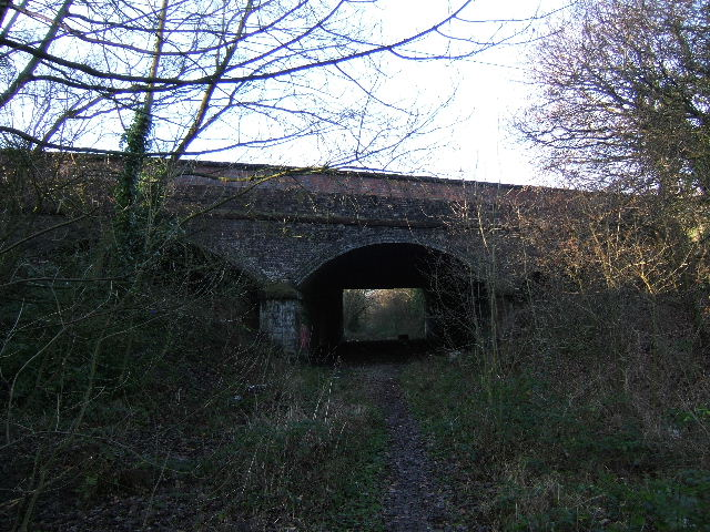 Greenfield Lane/A41 Bridge