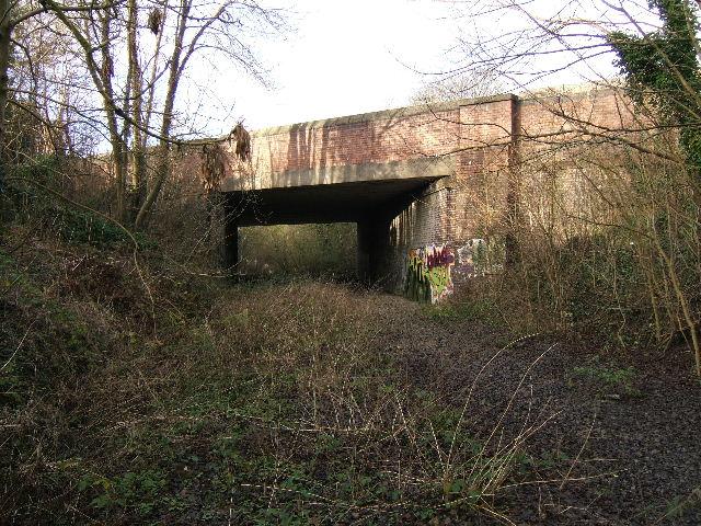 A56[ T ] Warrington Road Bridge
