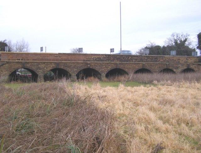 North Flood Arches, Tempsford Bridge