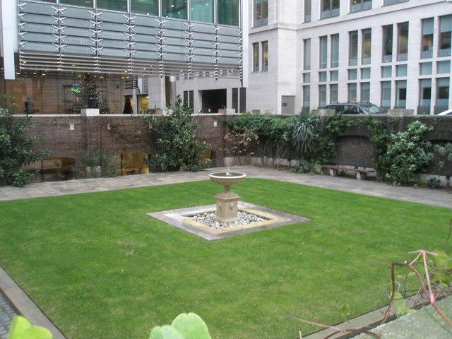 Garden of St John Zachary
