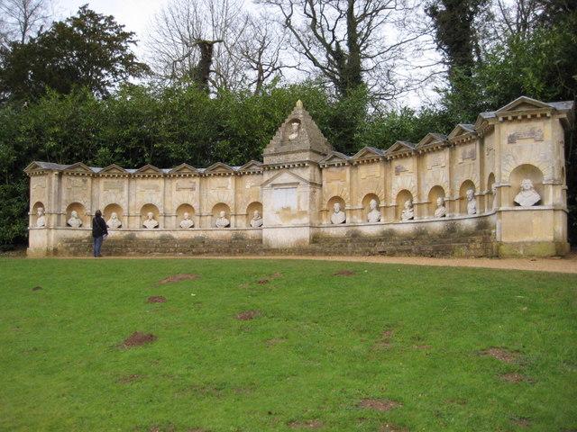 Temple of British Worthies