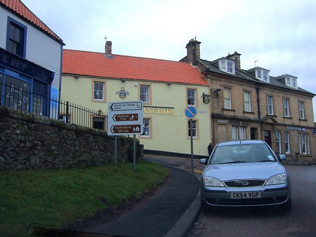 The Anchor, Wooler