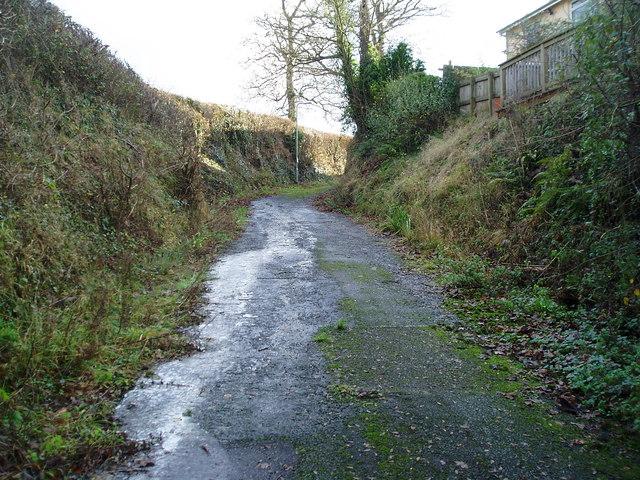 Wreford's Lane