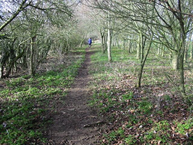 Heyford circular footpath