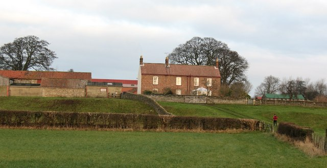 Clotherholme Farm