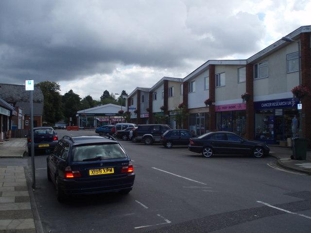 Station Road, Liphook