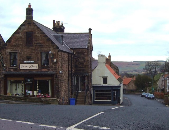Beautician's shop