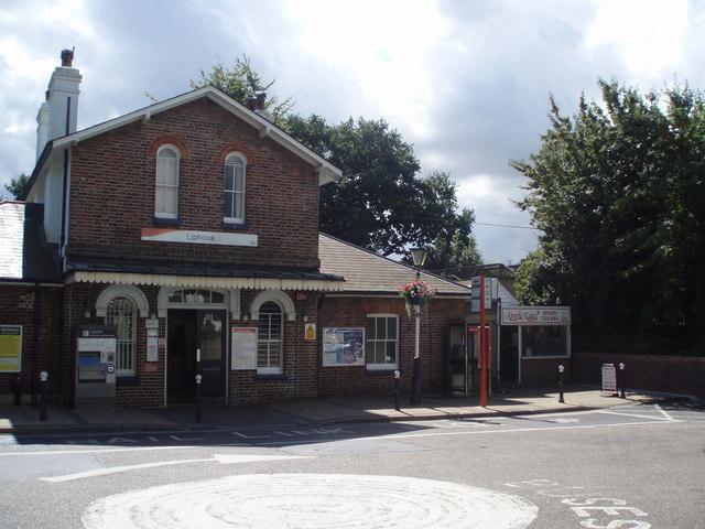 Liphook Station