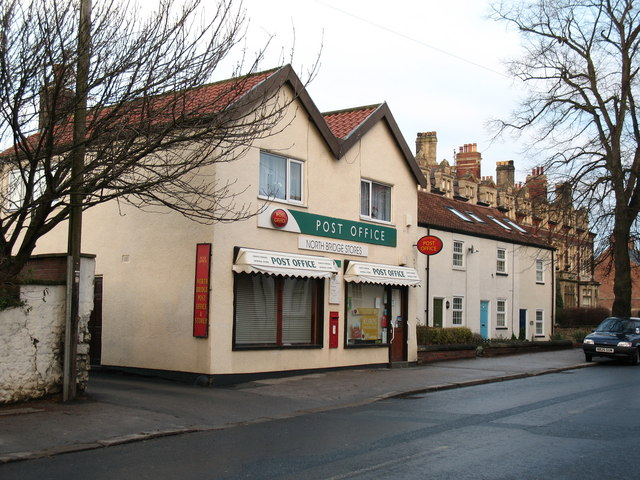 Post Office, North Road