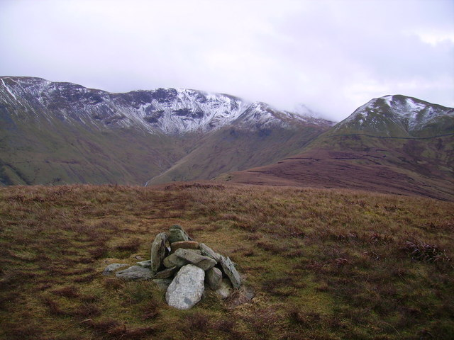 Summit Cairn, The Nab