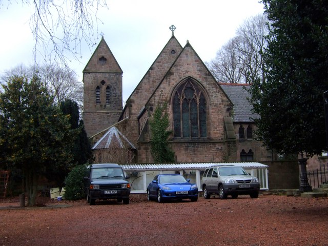 St Ninian's Church, Wooler