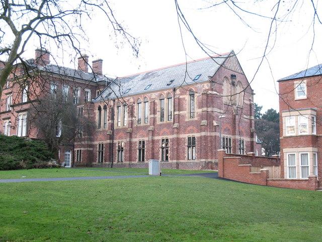 Former College buildings, Ripon