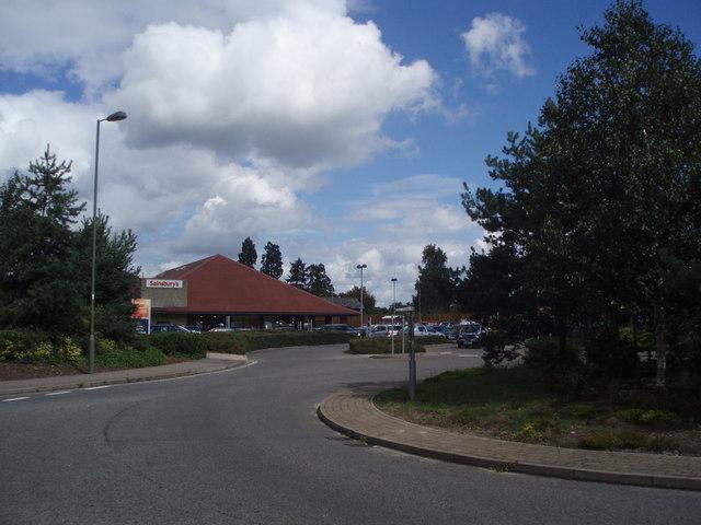 Sainsburys Roundabout