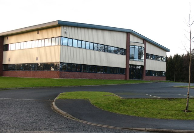 New office block and warehouse, Highfield, Ripon