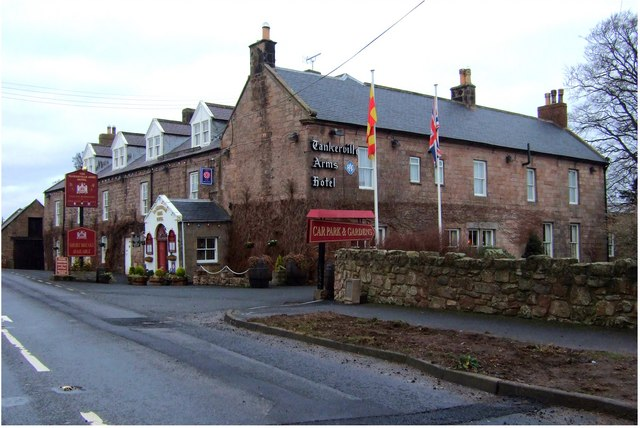Tankerville Arms, Wooler