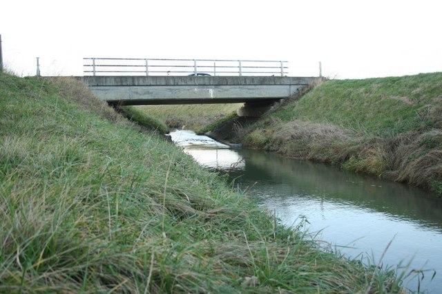 Hopyard Lane Bridge