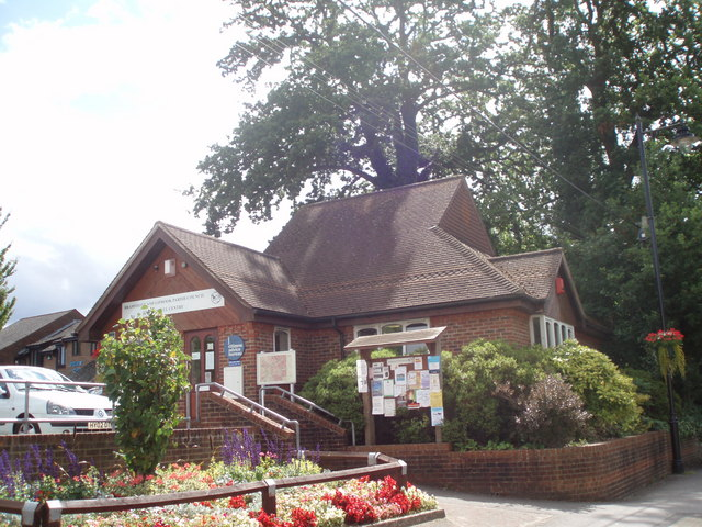 Bramshott and Liphook Parish Council  HQ