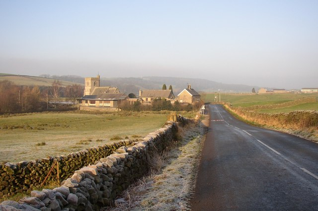 St Peter's Church and School, Quernmore