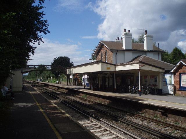 Liphook Railway Station