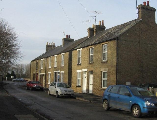 Alpha Terrace Houses