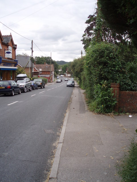 Station Road, Liss