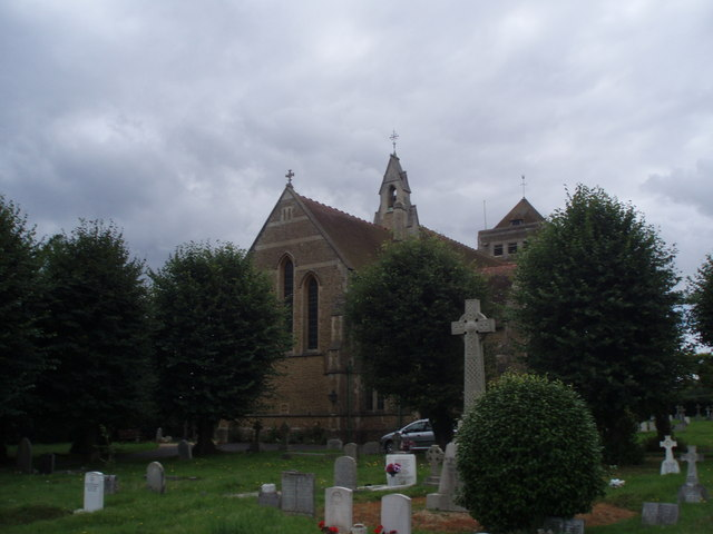St Mary's Liss