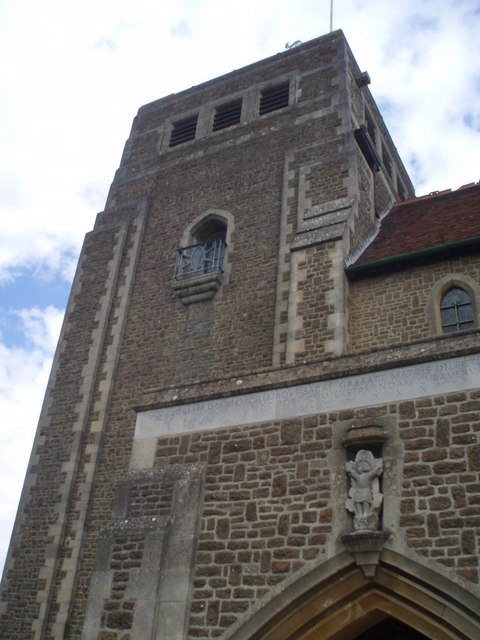 Tower of St Mary's, Liss