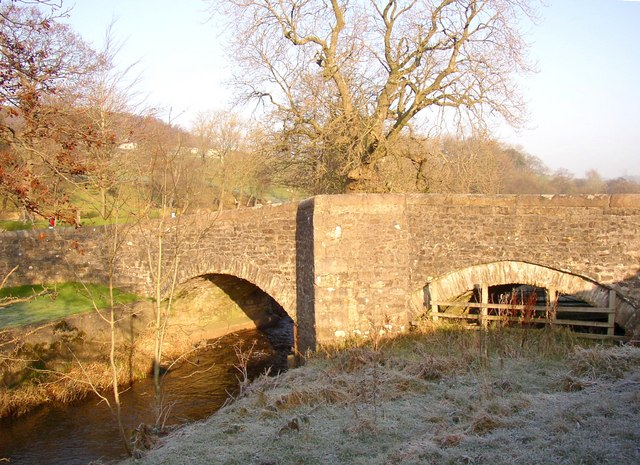 Conder Mill Bridge, Scotforth