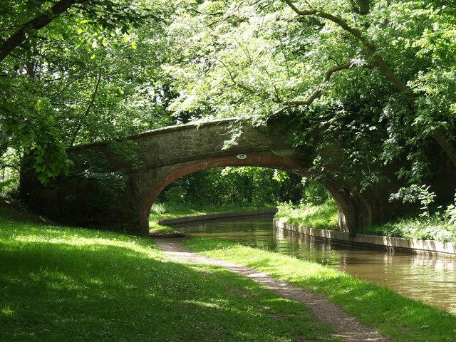 Llangollen Canal Bridge no. 37