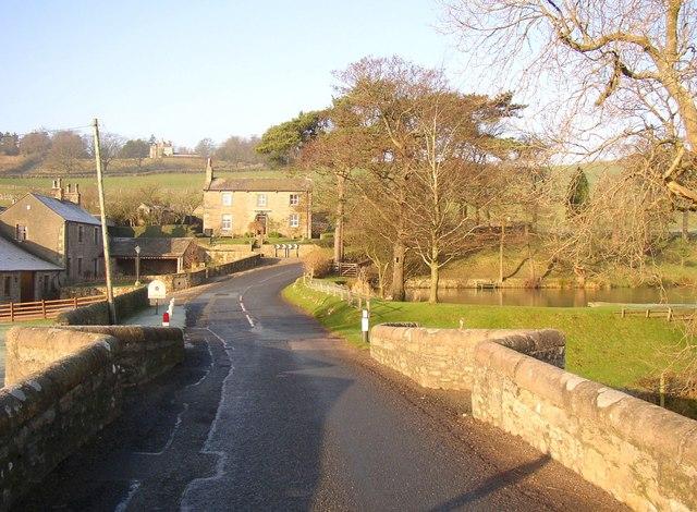 Conder Mill Farm, Scotforth