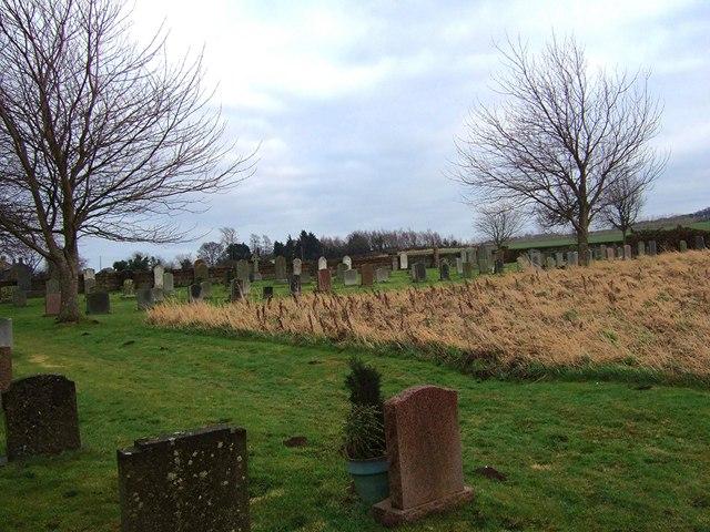 Branxton cemetery annexe