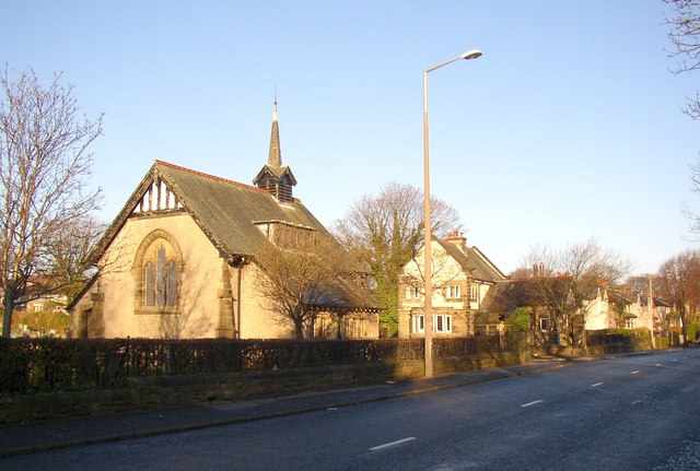 Cemetery Chapel and Lodge, Skerton