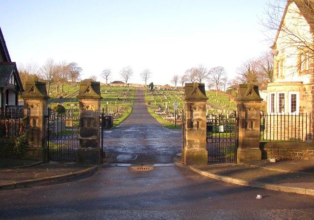 Cemetery Gates, Skerton