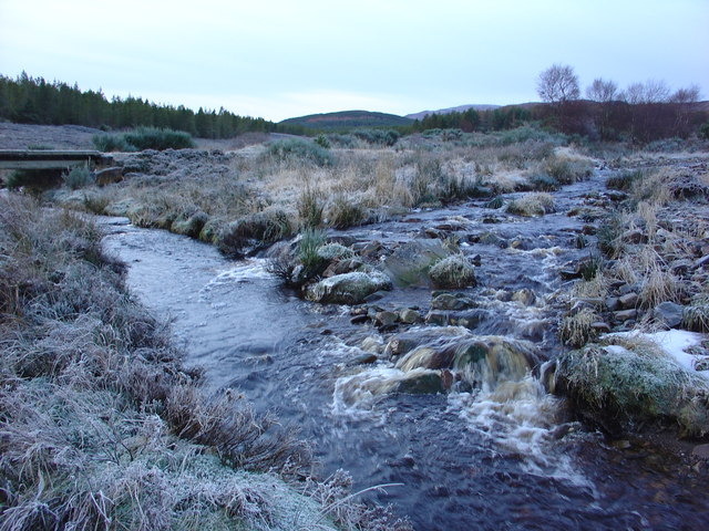 Confluence of burns