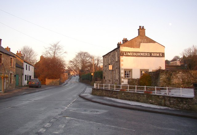The Limeburners Arms, Nether Kellet