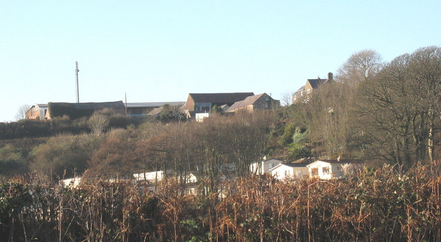 Fach Farm and the Fach Static Caravan Site