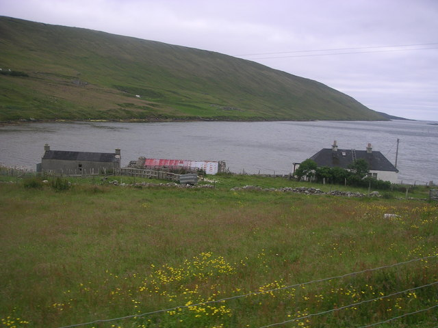 Udalstoft, Collafirth, Delting.