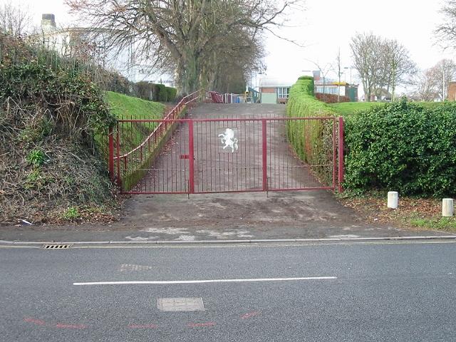 Nackington Road access to the Kent cricket ground