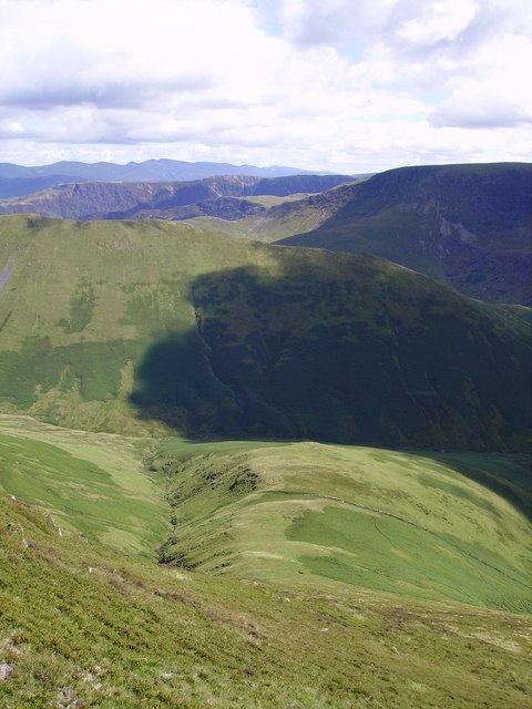 Descending Whiteless Pike