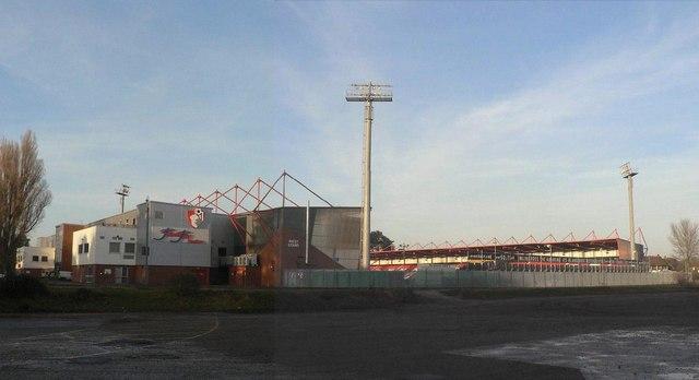 King's Park: Fitness First Stadium